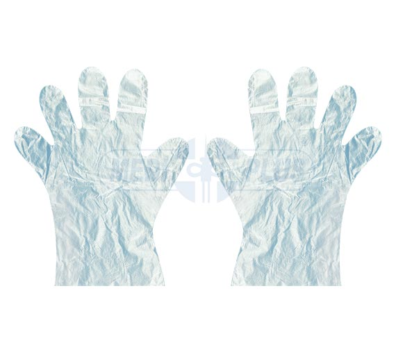 Examination Polyethylene Gloves