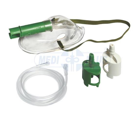 Single Dial Venturi Mask