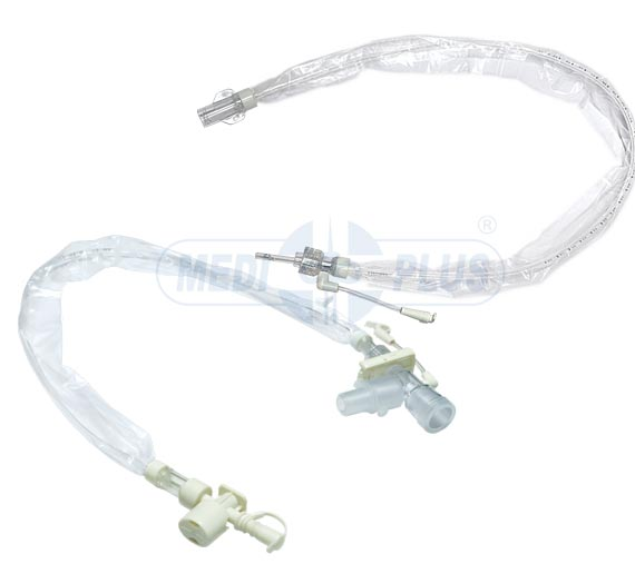 Suction Catheter Closed System Mediplus India